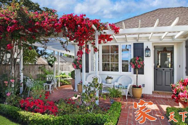 小花园设计,小庭院造景,小庭院设计,后院鱼池,假山喷泉,庭院池塘,庭院绿植,私人花园,假山鱼池,后院铺石子