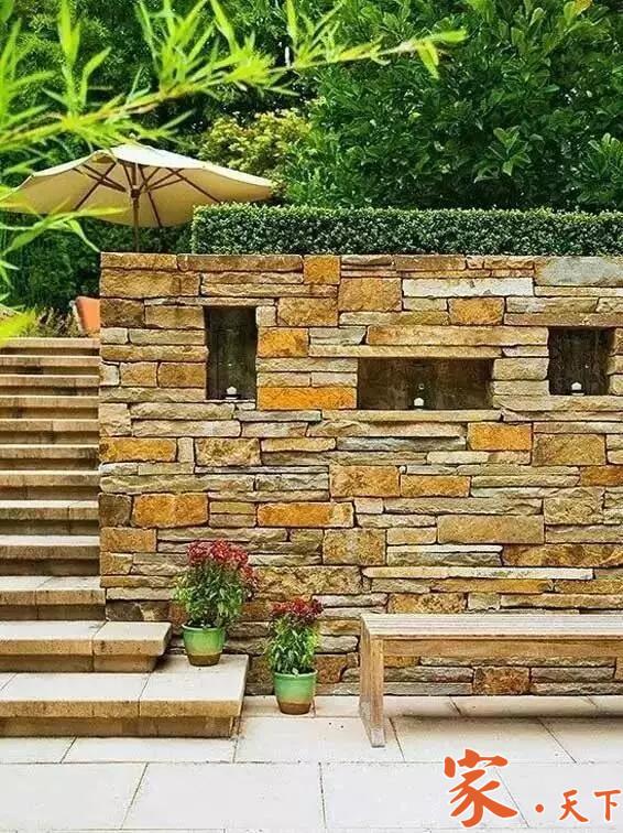 室外装修,别墅庭院设计,庭院花园,花园围墙,庭院围栏,庭院设计,景观设计,室外设计,庭院改造,别墅花园