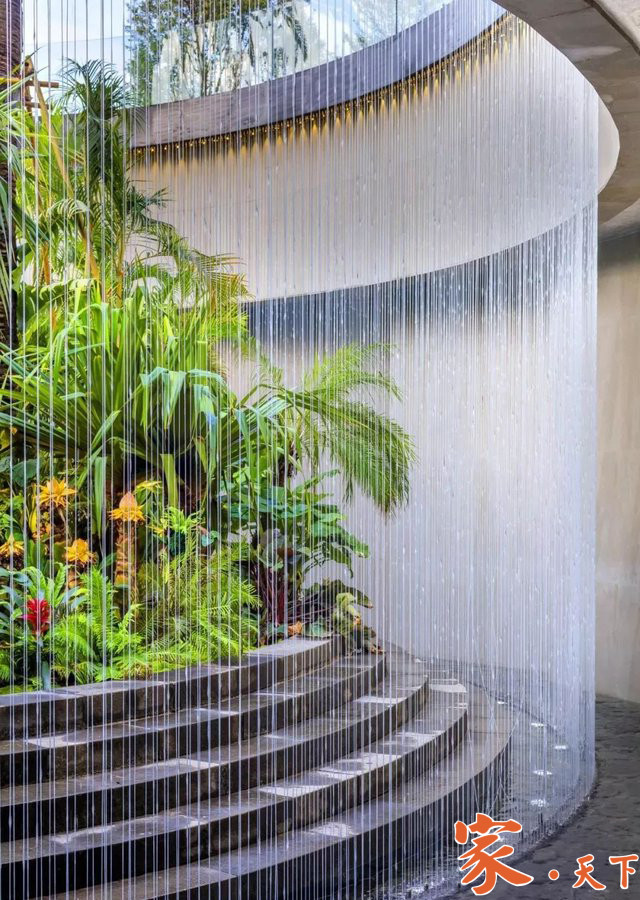 纽约庭院设计