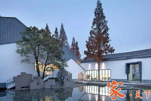 庭院设计,中式庭院,中式庭院设计,景观设计,庭院规划,庭院花园设计,小庭院设计,假山喷泉,庭院池塘,凉亭设计