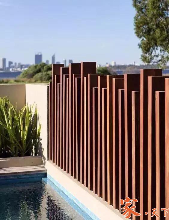 庭院花园,花园围墙,庭院围栏,庭院设计,景观设计,室外设计,美国庭院设计,美国后院改造,庭院改造, 园林设计