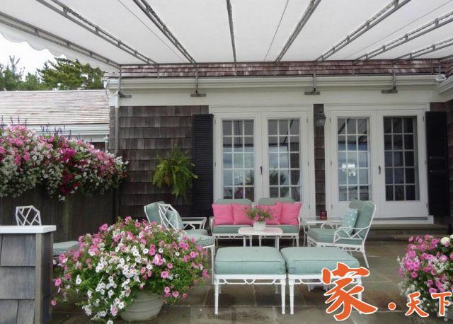 庭院设计,欧式庭院,景观设计,室外设计,室外装修,庭院规划,园林设计,装修设计,装修施工,家庭花园