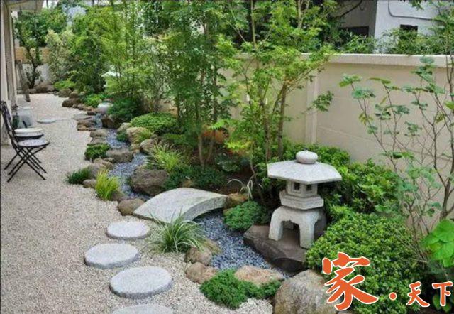 庭院设计,日式庭院,室外装修,庭院景观,庭院装修,庭院规划,景观设计,私家花园,花园设计,装修设计