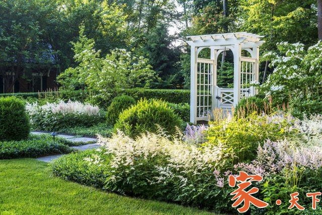庭院设计,欧式庭院,英式花园,英式庭院,景观设计,室外设计,室外装修,庭院规划,家庭花园,庭院花园