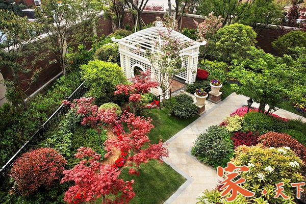 庭院设计,欧式庭院,景观设计,室外设计,室外装修,庭院规划,园林设计,庭院装修,家庭花园设计,私家花园