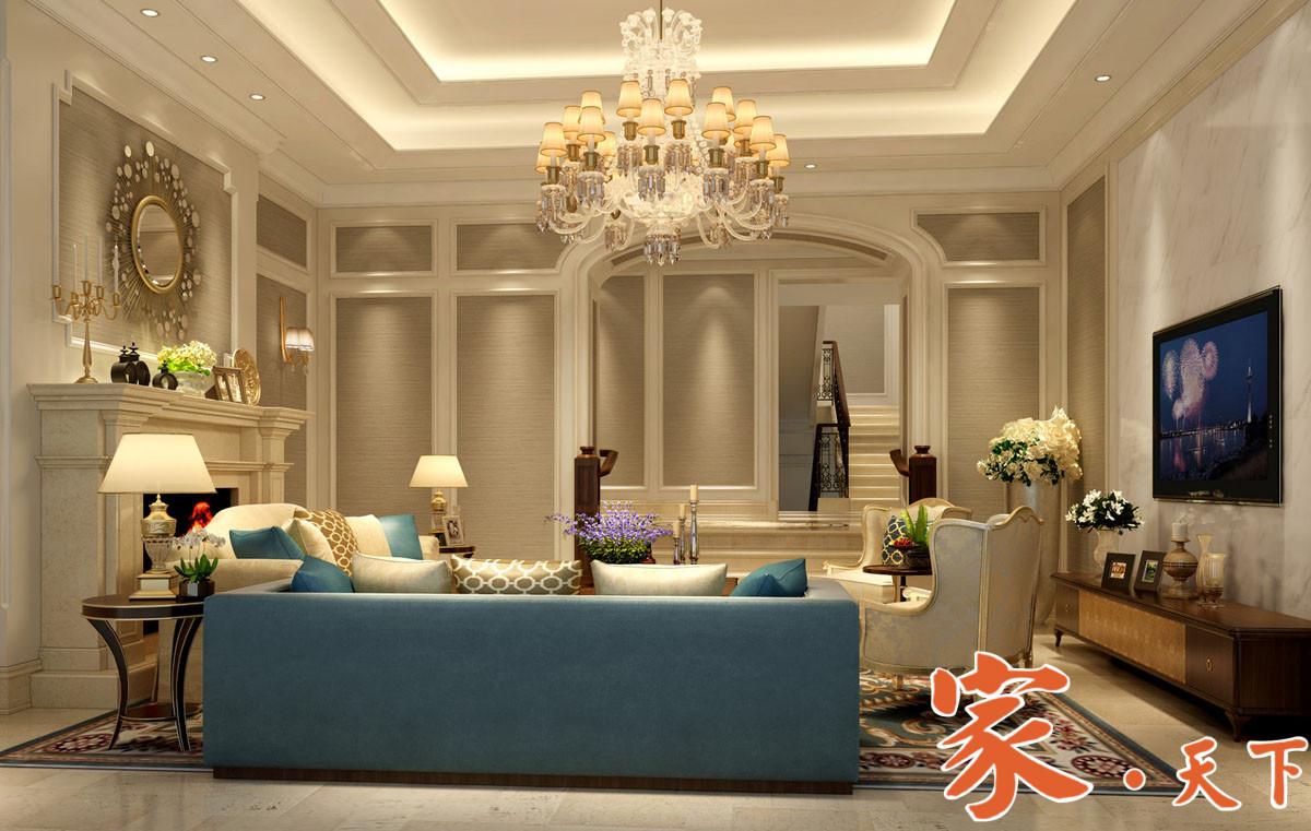 美式风格室内设计,9大经典设计元素,幫您打造時尚生活空間。