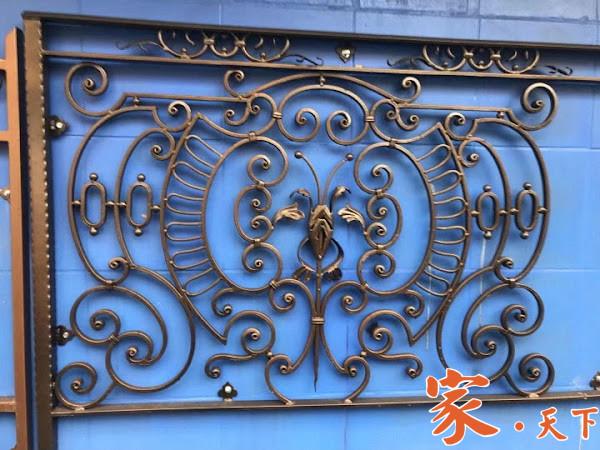 纽约建筑装饰,欧特铁艺,铁艺门窗,铁艺护栏,铁艺大门,铁艺围栏,扶手护栏,防盗门窗,铁铝门窗,雨篷栏杆